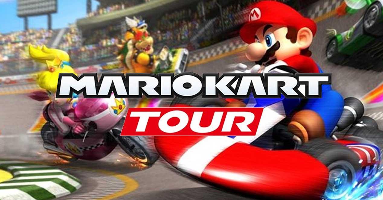 Tur Mario Kart sekarang tersedia untuk pendaftaran di Android dan iOS