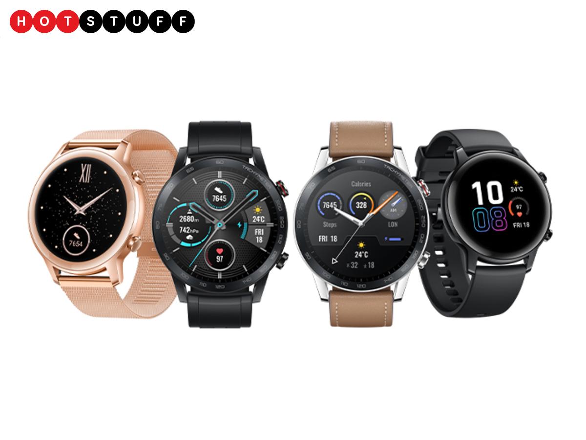 The Honor Magic Watch 2 menawarkan masa pakai baterai 14 hari dan mode kebugaran yang berorientasi pada tujuan 1