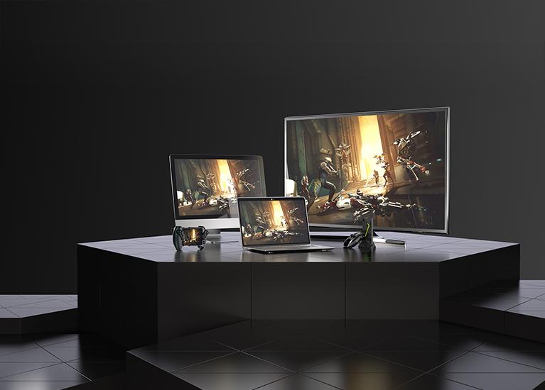 Layanan cloud gaming Nvidia yang memungkinkan pengguna Mac memainkan game PC diluncurkan hari ini 1