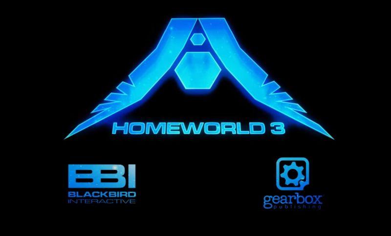Perangkat Lunak Gearbox Sedang Membuat Homeworld 3; Mencari Dana Melalui Crowdfunding