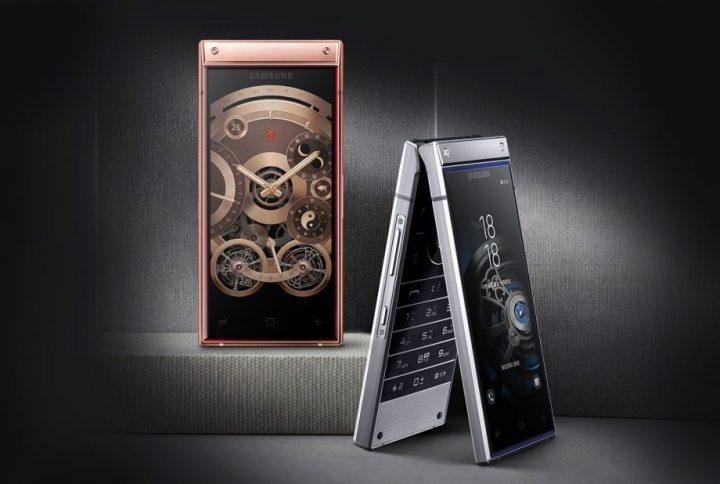 Điện thoại Samsung W2020 5G Flip được chứng nhận Wi-Fi 1