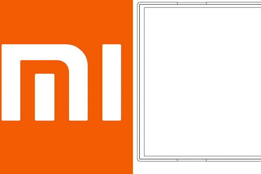 Ponsel lipat Xiaomi melewati European Intellectual Property Office, menunjukkan kamera belakang tiga