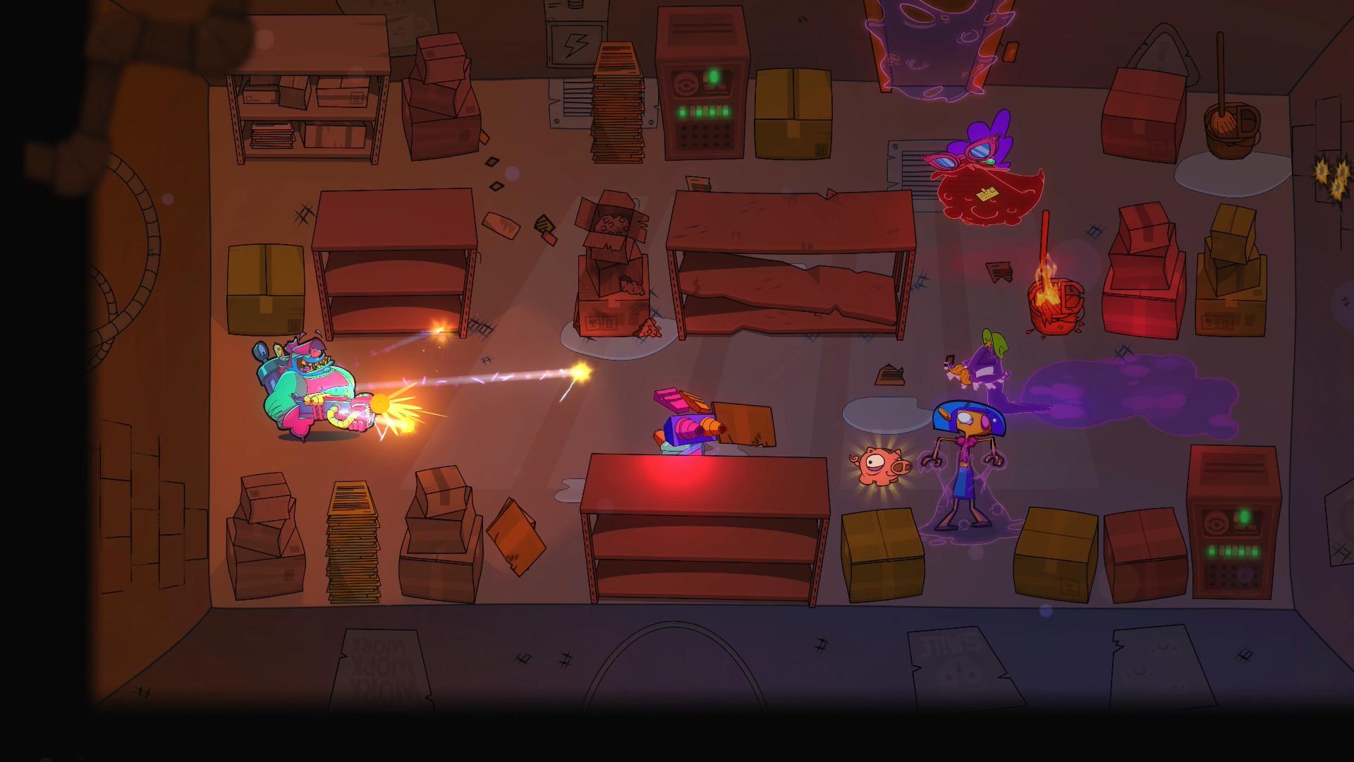 Trò chơi Deadbusting Shooter Dead End hiện có sẵn tại Apple Trò chơi điện tử 1