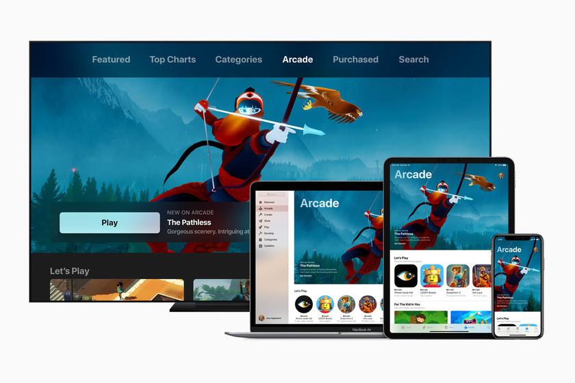 Karyawan PT Apple mereka sudah memiliki akses ke Apple Arcade