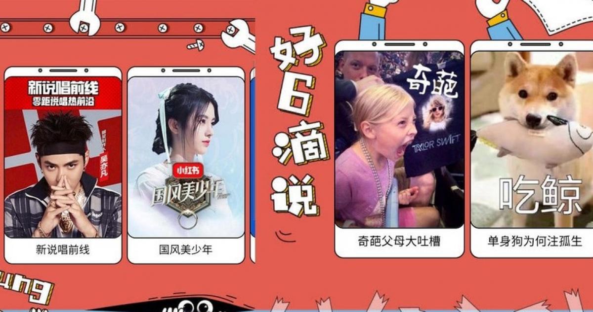 Di Cina mereka sudah memproduksi seri dalam format vertikal untuk dikonsumsi dari ponsel 1