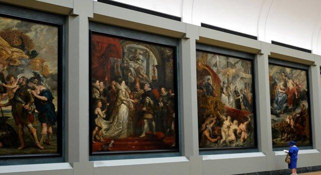 Encuentra museos virtuales para poner en cuarentena con museos virtuales