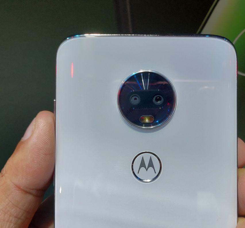 Saatnya untuk smartphone seri Motorola G8; Mungkin ada ... 1