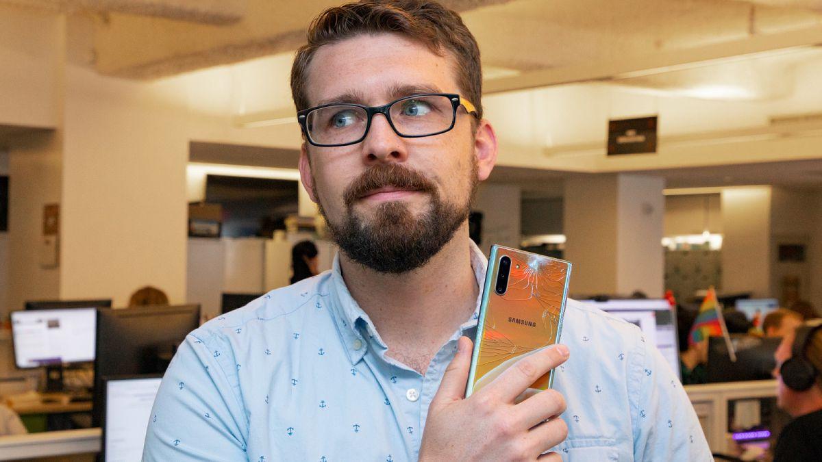 Inilah mengapa Samsung Anda Galaxy Note  10 membutuhkan sebuah kasing
