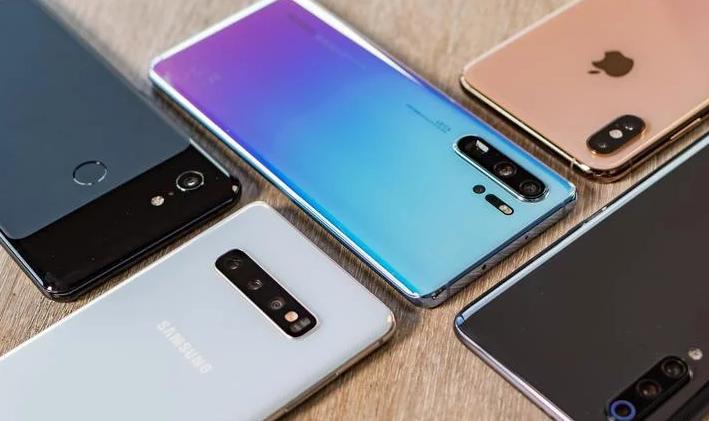 Je smartphones bestseler 2019