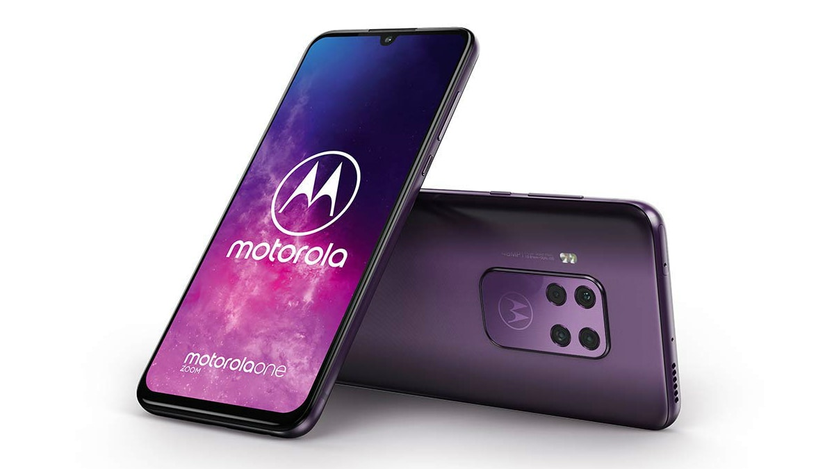 Motorola One Zoom Leak Suggest It Won't Be an Android One Phone