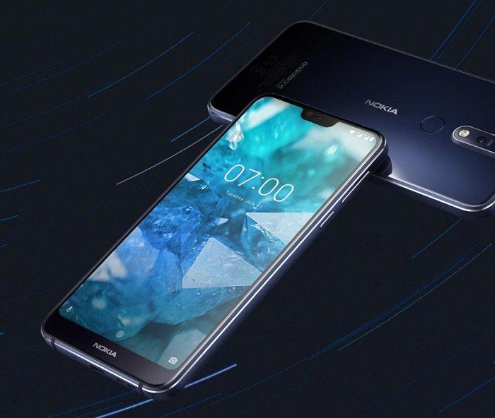 Nokian tekniset tiedot 6.2 paljastettiin ennen virallista julkaisua