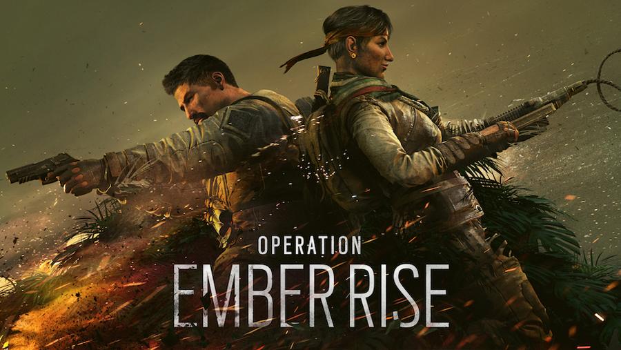 Ini adalah keterampilan Goyo dan Amaru, operator baru Rainbow Six Siege