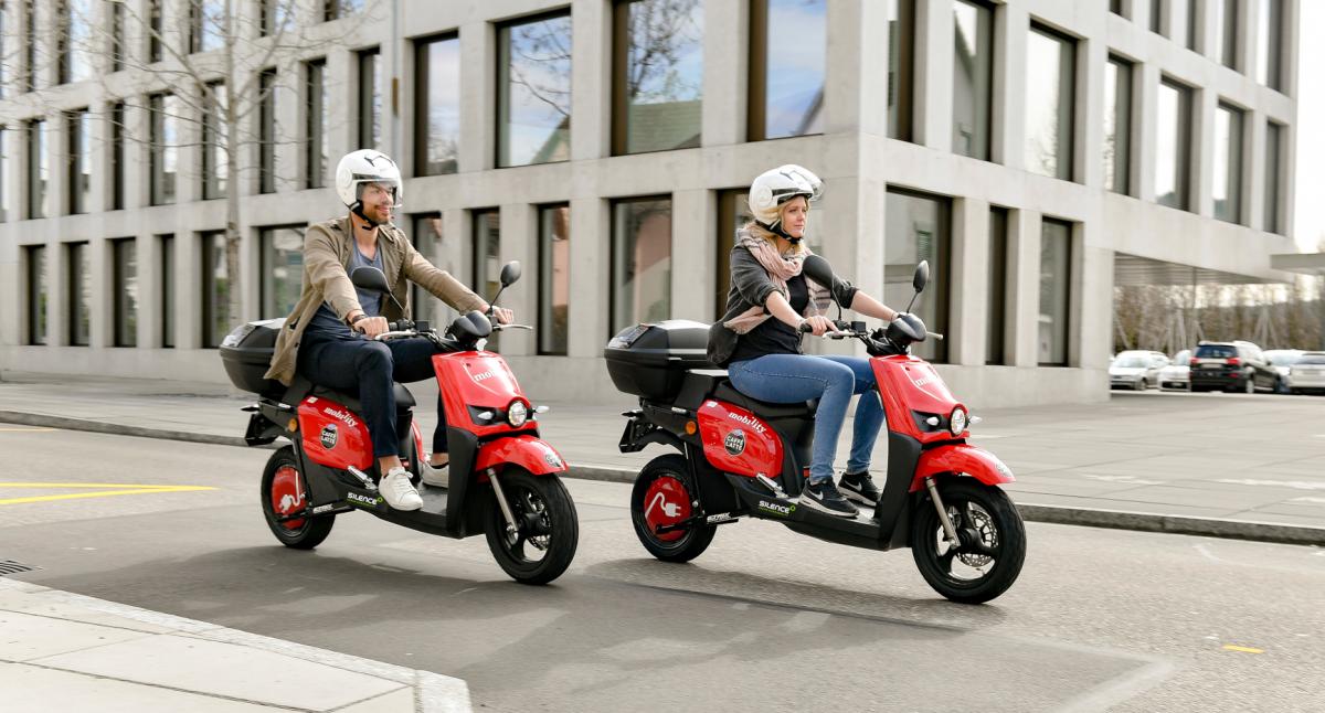 Ini adalah sepeda motor terlaris di Spanyol pada bulan Juli, dengan motor listrik di depan 1