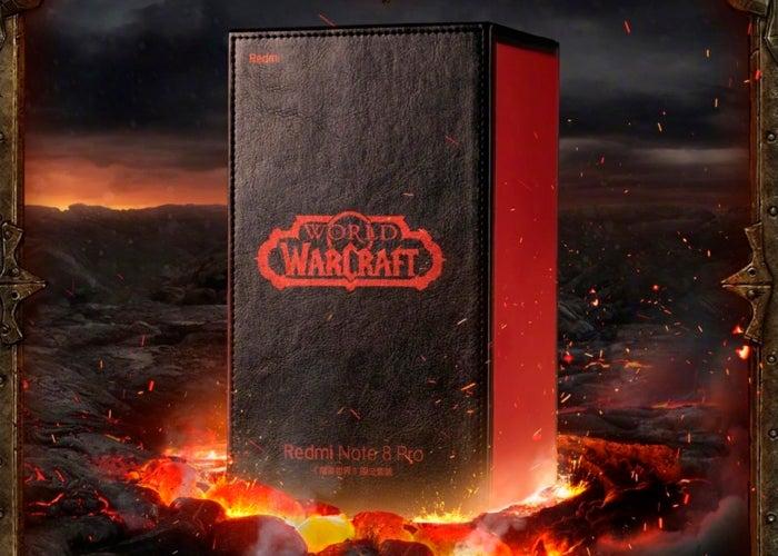 Redmi Note 8 Pro: así es la edición limitada de World of Warcraft