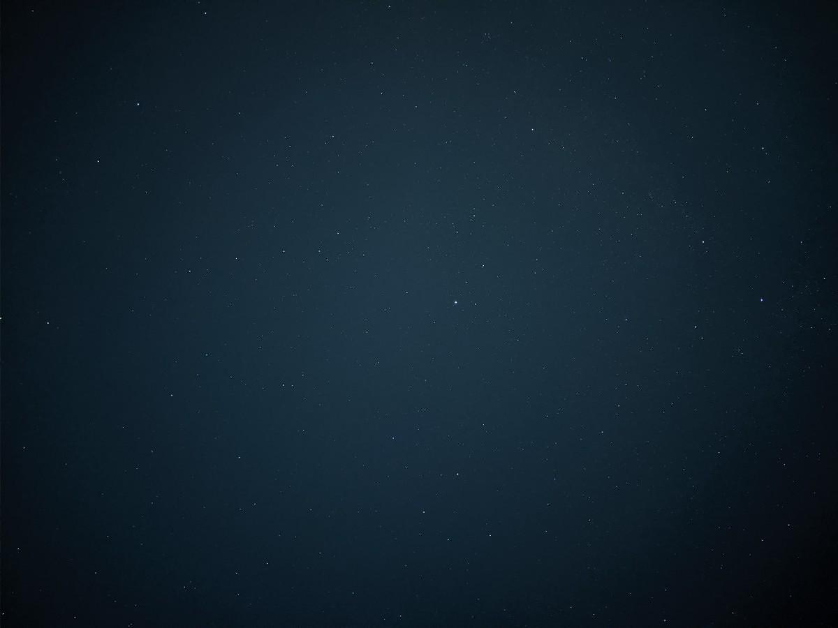 Ini adalah foto luar biasa dari bintang-bintang yang dilakukan Pixel 4
