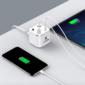 Estación de carga USB 5-Port Xcentz: no más peleas por un solo enchufe