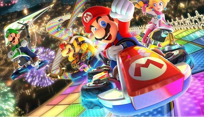 Đây là trò chơi bán chạy nhất cho Nintendo Switch 1
