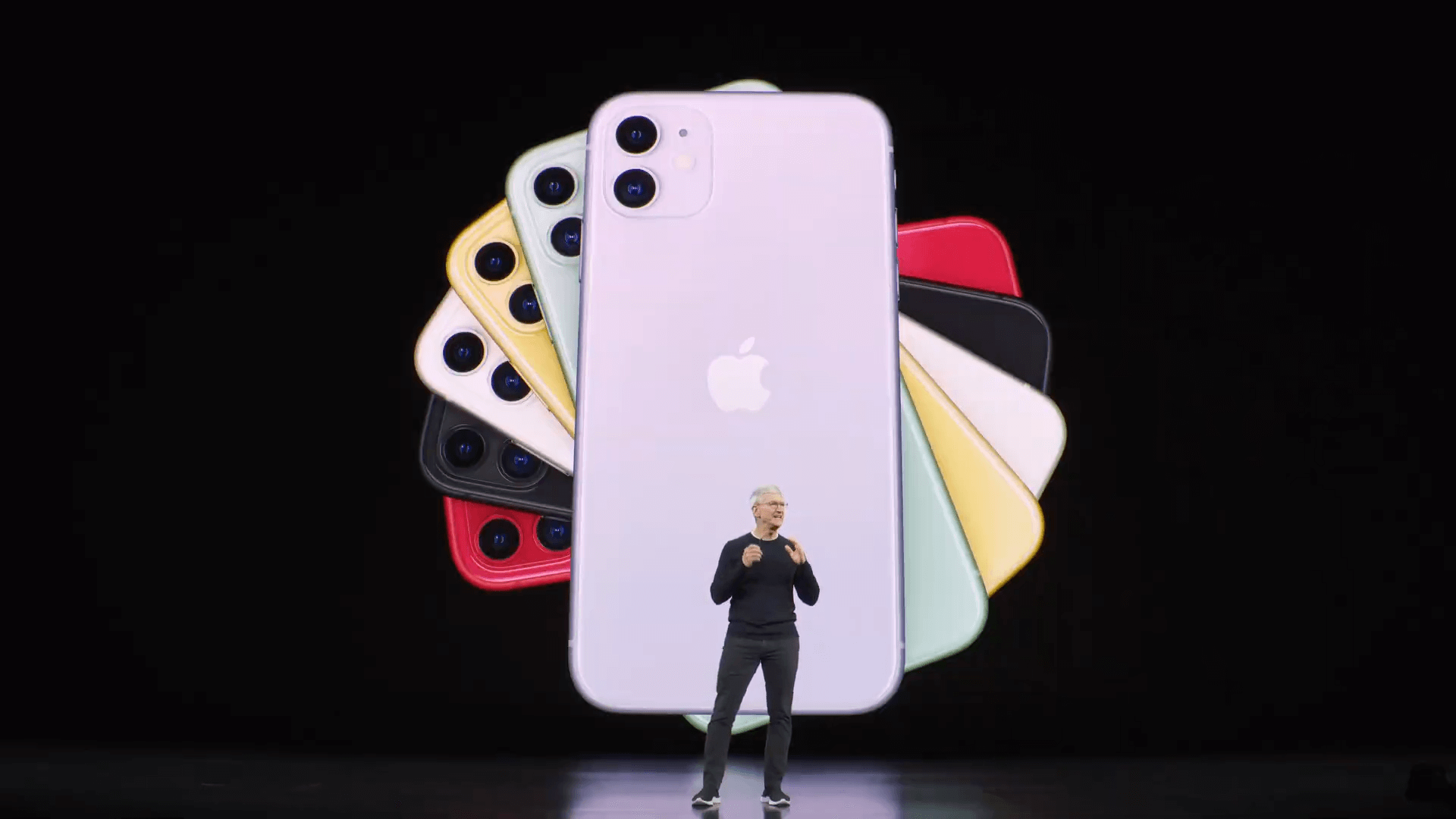 Tämä on iPhonen virallinen hinta. 11 Espanjan osalta