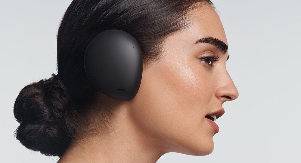 Headphone Manusia ini terlihat gila dan keren