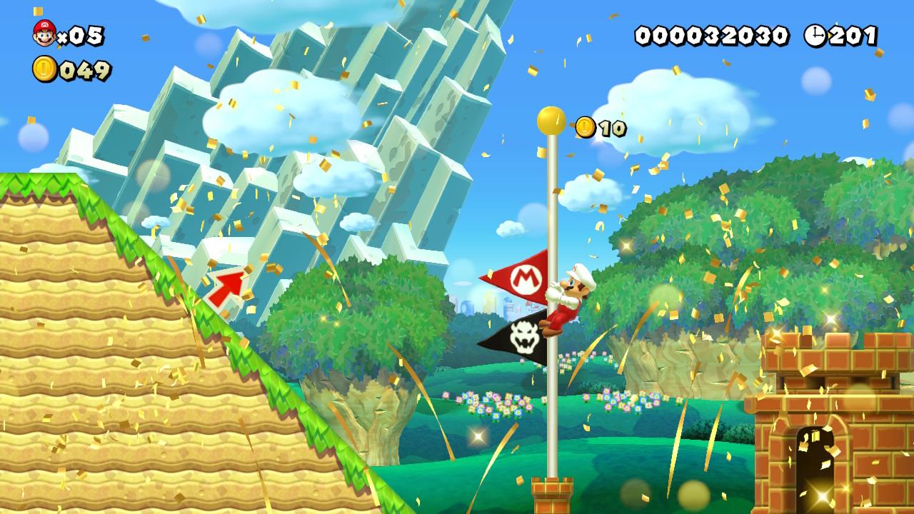 Saya senang dengan kreativitas pencipta. Pemain menciptakan misi FPP di wizard Super Mario Maker 2