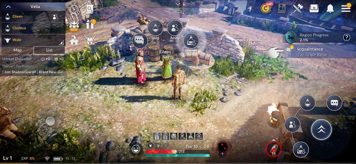 Erinomaiset visuaaliset tehosteet ja kiehtova peli