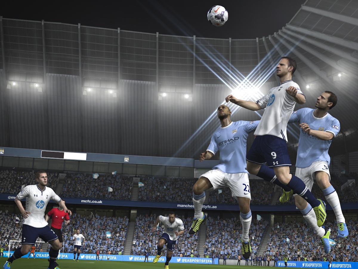 FIFA 14 (next-gen) ulasan