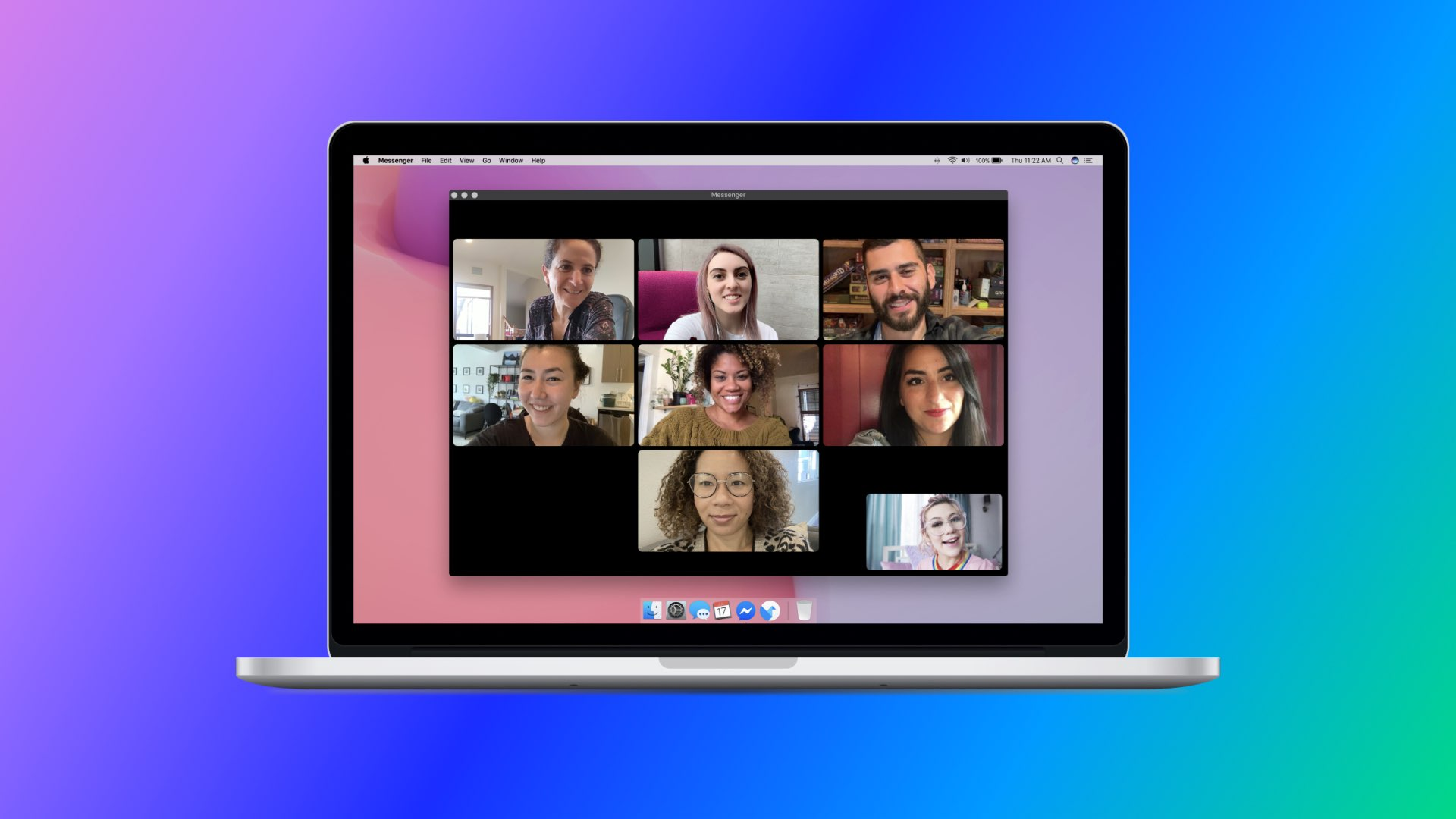 Facebook Messenger  lanza su aplicación Mac en EE. UU., Reino Unido, Alemania, Italia y otros lugares
