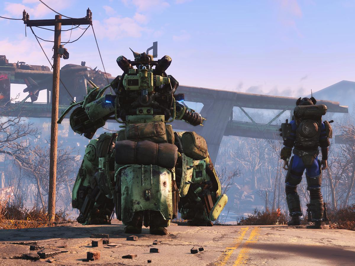 Fallout 4: Automatron DLC reviews 1