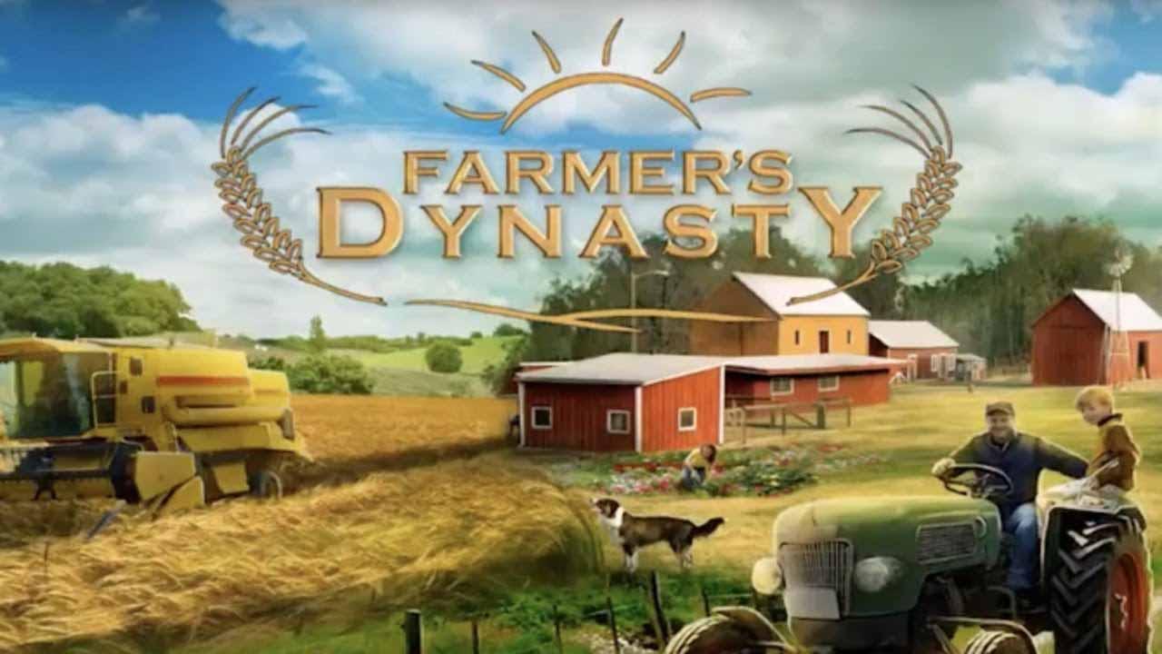 The Farmer Dynasty xác nhận sẽ xuất hiện trên Xbox One vào tháng 11 2