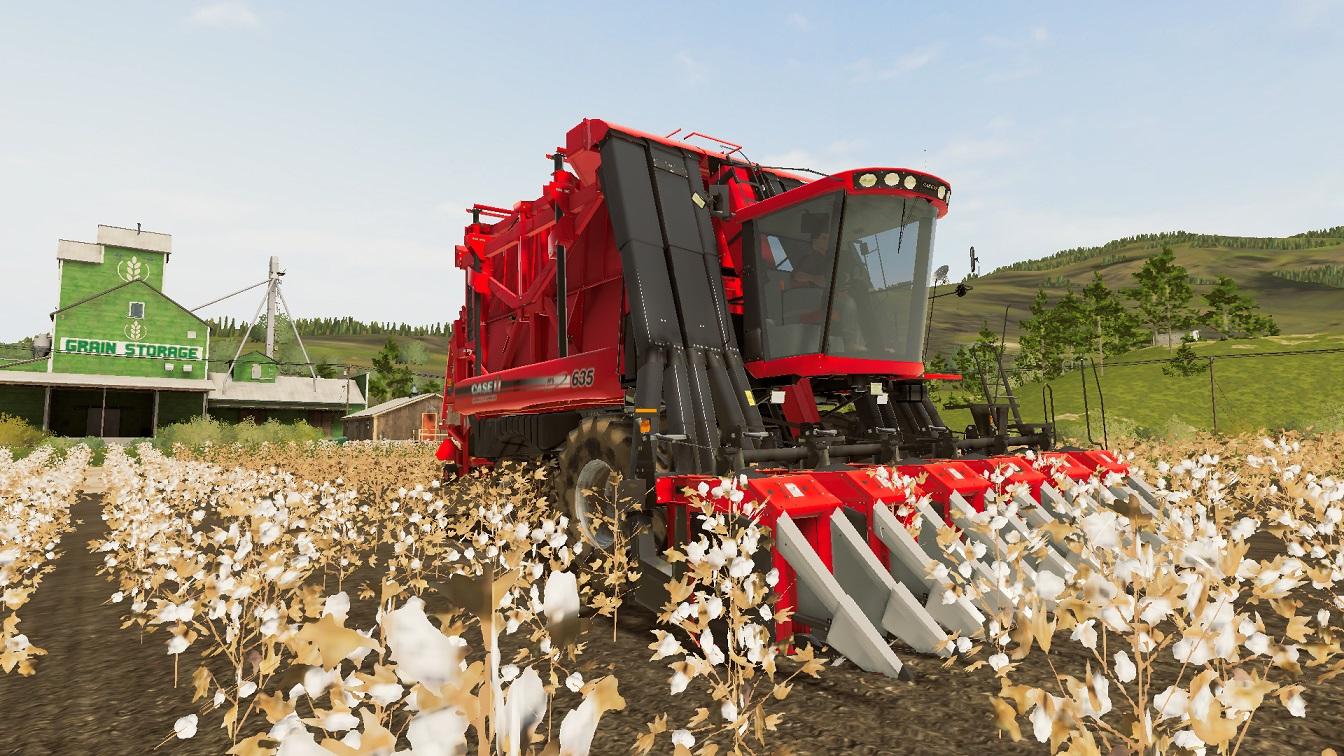 Farming Simulator 20. Kelola pertanian Anda tidak seperti sebelumnya di Nintendo Switch pada 3 Desember