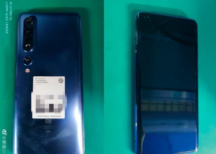 Filtradas las características del Xiaomi Mi 10 Pro: son una bestialidad