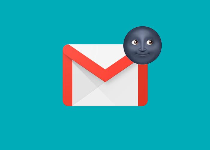 Gmail para Android estrena modo oscuro para todos