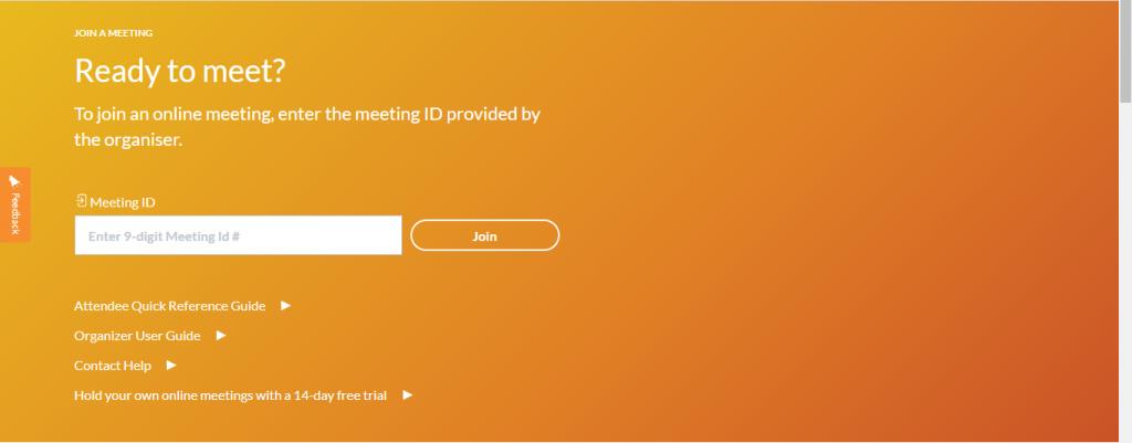 Sisällytä kokouksen tunnukseen