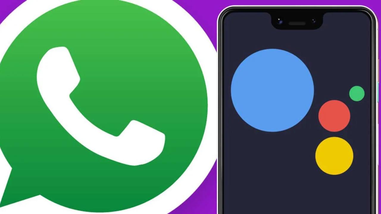 """""""Google Assistan"""" dapat mengirim pesan melalui WhatsApp tanpa harus menyentuh ponsel"""