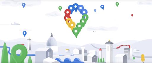 Google Maps merayakan 15 tahun memperbarui gambar dan layanan 1