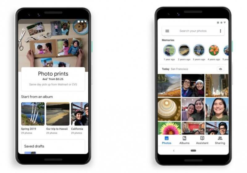 Foto Google menambahkan arsip pribadi mirip cerita yang disebut Memories