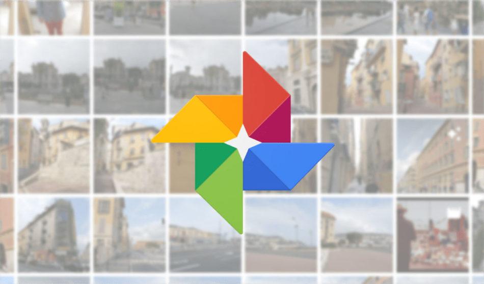 Foto Google akan membuat album foto per kontak di galeri Anda