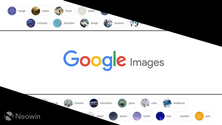 Google memperbarui pencarian gambar dengan desain pratinjau baru, lebih banyak detail produk 1