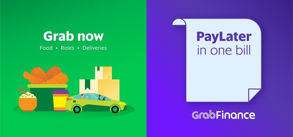 Grab Memperkenalkan PayLater; Opsi Pascabayar Untuk Perjalanan, GrabFood, Dan GrabExpress