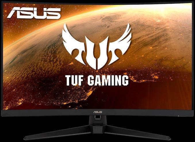 Lớn, nhanh và cong: ASUS TUF VG328H1B, Màn hình chơi game 31,5-Inch 1