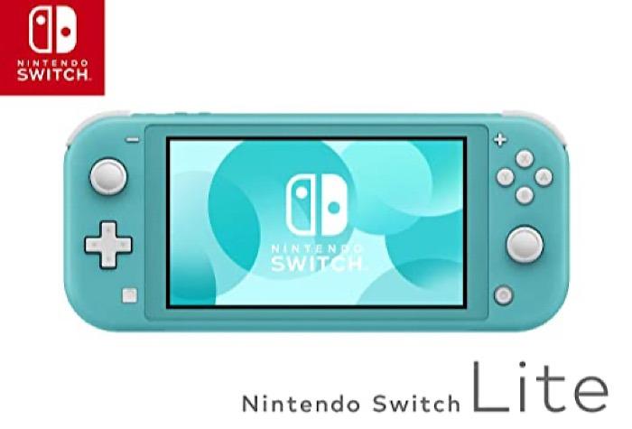 Handla Nintendo Switch Lite innehåll