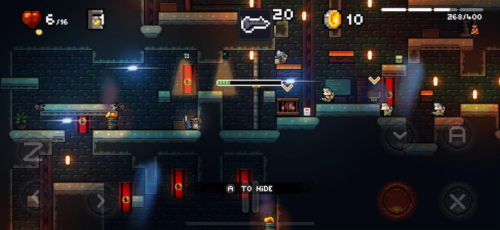 """Gunslugs: ulasan Rogue Tactics - """"Ketika seorang penembak arcade menjadi nakal"""" 1"""