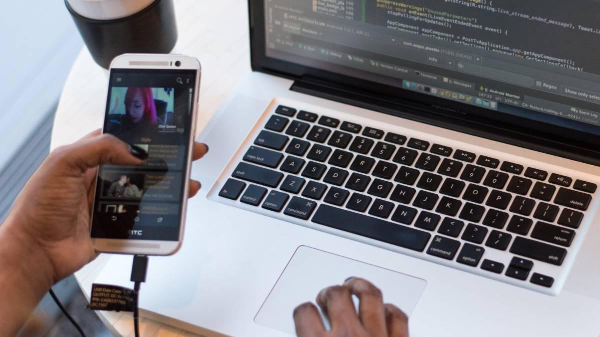 Handshacker, cara menghubungkan ponsel Android ke MacBook Apple 1
