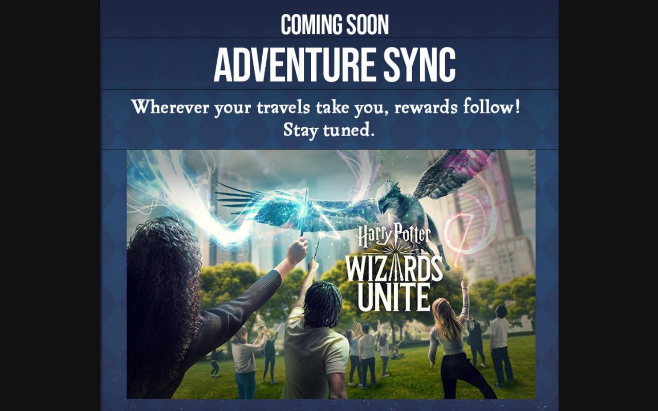 Harry Potter: Wizards United Adventure Sync akan hadir untuk menghemat baterai Anda