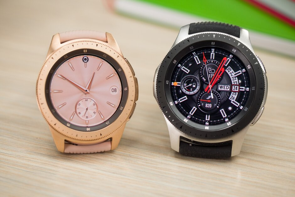 The beautiful Samsung Galaxy Watch is on sale at its lowest ever prices with a 1-year warranty