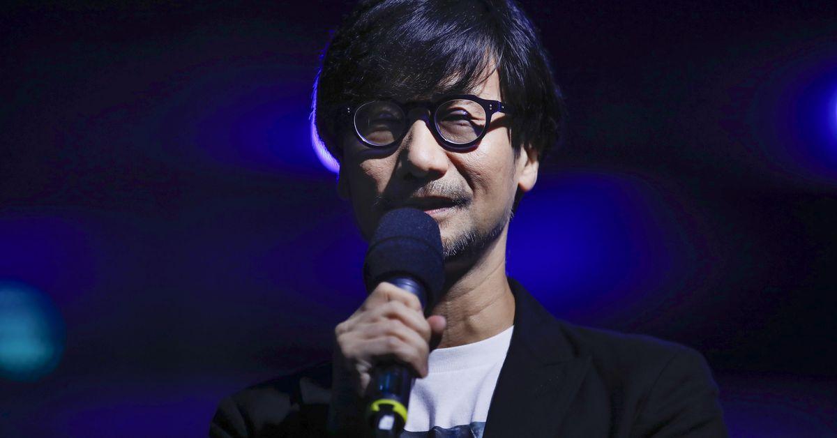 Hideo Kojima memegang kendali, menceritakan misi yang sangat aneh 1