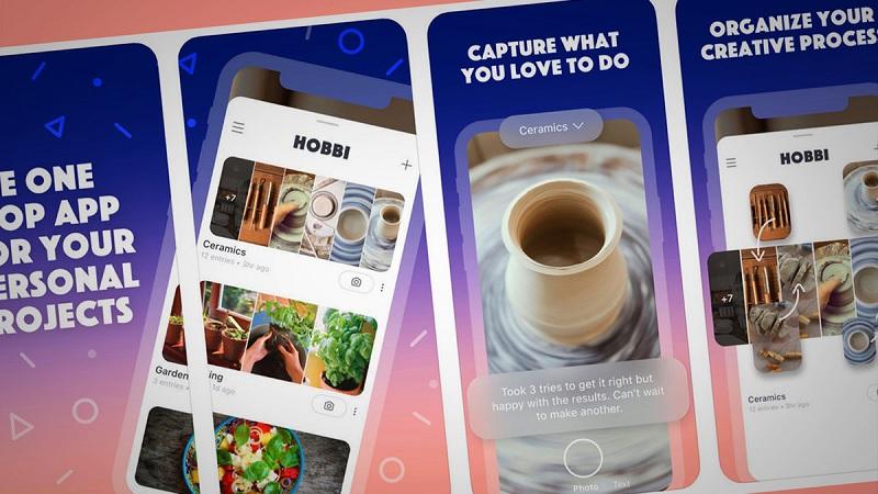 Hobbi: aplikasi baru Facebook sangat mirip dengan Pinterest