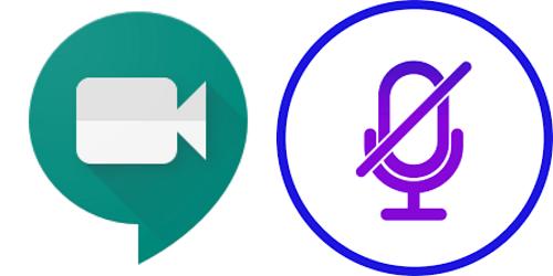 Cómo silenciar en Google Meet