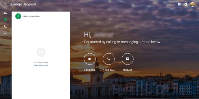 Ako zdieľať svoju obrazovku so službou Google Hangout 2