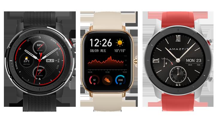 Huami toi markkinoille Amazfit GTS: n ja Amazfit Sport Watchin 3 uusi IFA: lle …